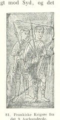 """British Library digitised image from page 267 of """"Danmarks Riges Historie af J. Steenstrup, Kr. Erslev, A. Heise, V. Mollerup, J. A. Fridericia, E. Holm, A. D. Jørgensen. Historisk illustreret"""""""