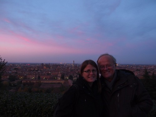 Bologna Sunset