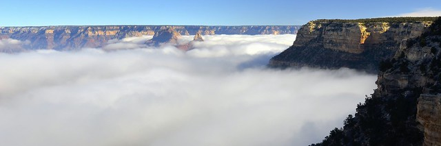 Grand Canyon Inversion