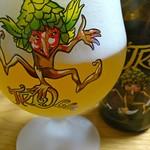 ベルギービール大好き!! キュベ・デス・トロールスCuvee Des Trolls
