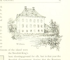"British Library digitised image from page 45 of ""Finland in the Nineteenth Century: by Finnish authors. Illustrated by Finnish artists. (Editor, L. Mechelin.)"""