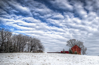 Howard County Barn