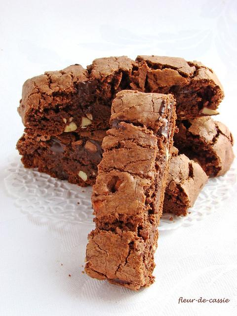 шоколадные бискотти Дори 2