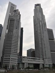 Singapore - UOB Towers