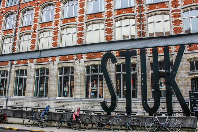 STUK Leuven, Lovaina en Bélgica