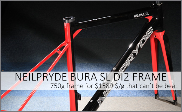 750g frame for under 2K - this is a steal