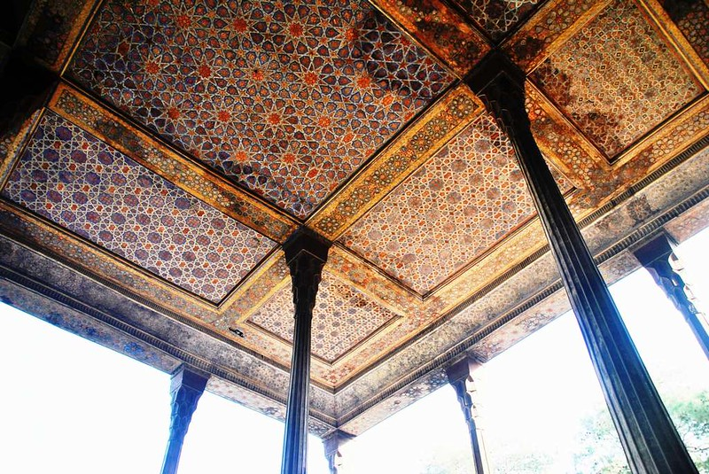 62 Palacio de Chehel Sotun o de las 40 columnas en Isfahan (23)