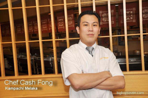 Cash Fong Kampachi Melaka