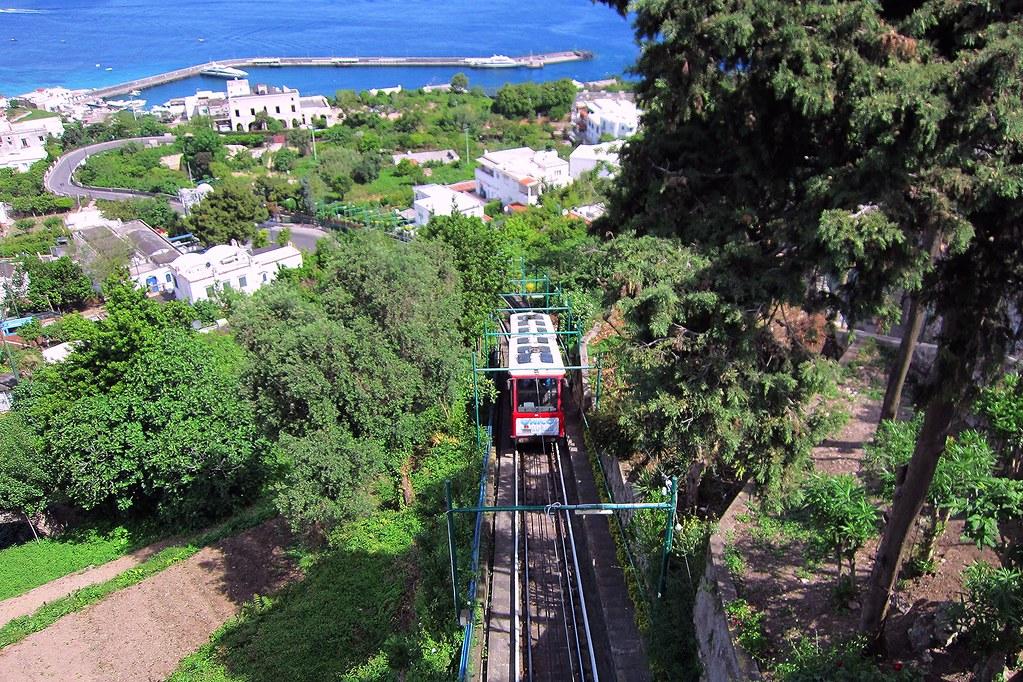 Funicolare di Capri - 15.06.2013