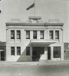 Caledonian Hall, King William Street, Adelaide, 1926