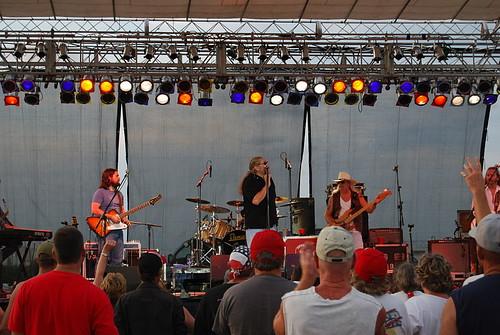 Marshall Tucker Band courtesy of Kyle James/ Wikimedia Commons