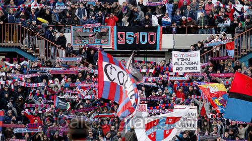 Voci della tribuna: Catania-Bologna$