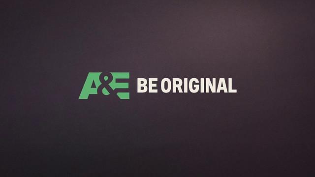 A&E ident 2013