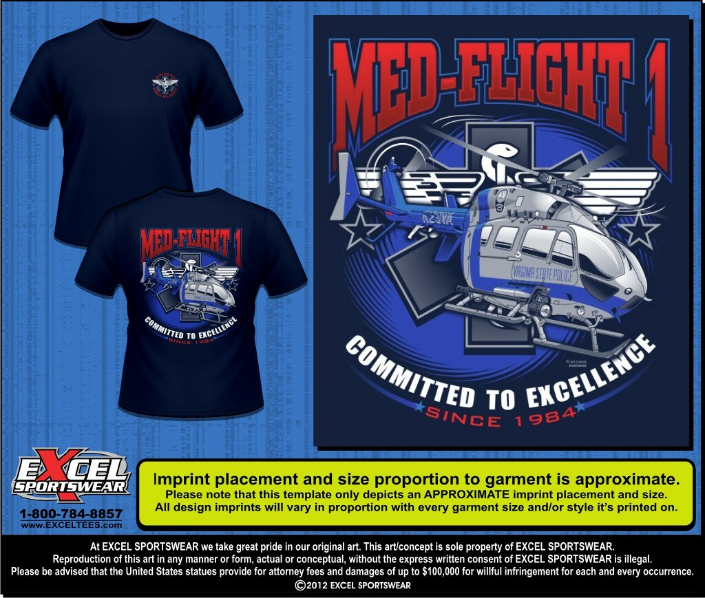 Custom Law Enforcement Shirts Designed For You