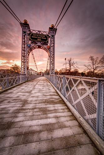 park bridge suspension chester queens