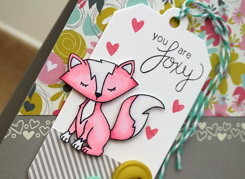 You Are Foxy Card 2