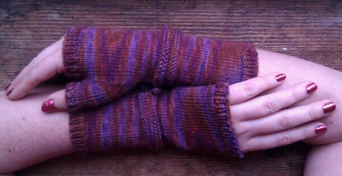Ellie mitts for Alison