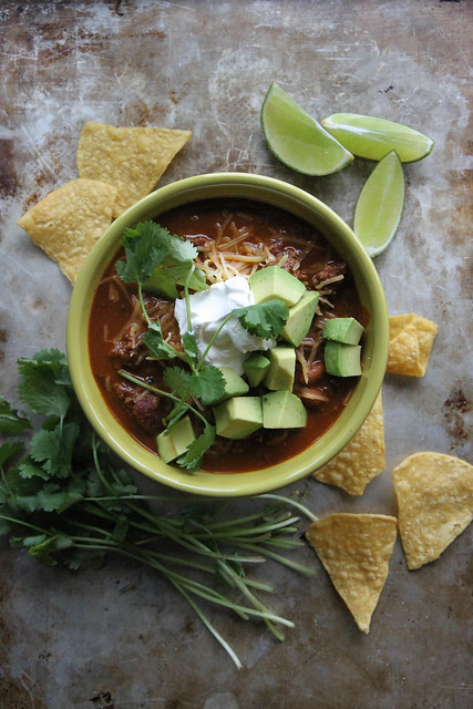 Spicy Beef Chili