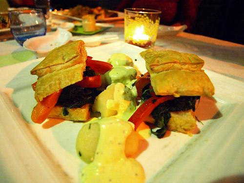 Vegetarian Meal, Puerto de la Cruz, Tenerife