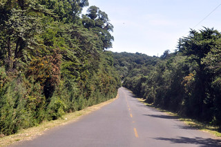 Carretera de subida al volcán Poás en Costa Rica volcán poás - 12157559926 00dac6b320 n - Volcán Poás en Costa Rica
