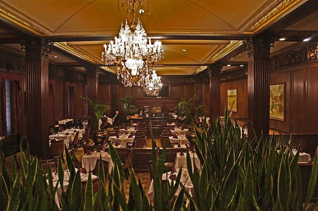 Omni Hotel Restaurant