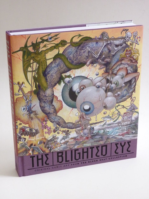 The Blighted Eye cover photo
