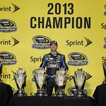 Jimmie Johnson 2013 NASCAR Sprint Cup Champion 4