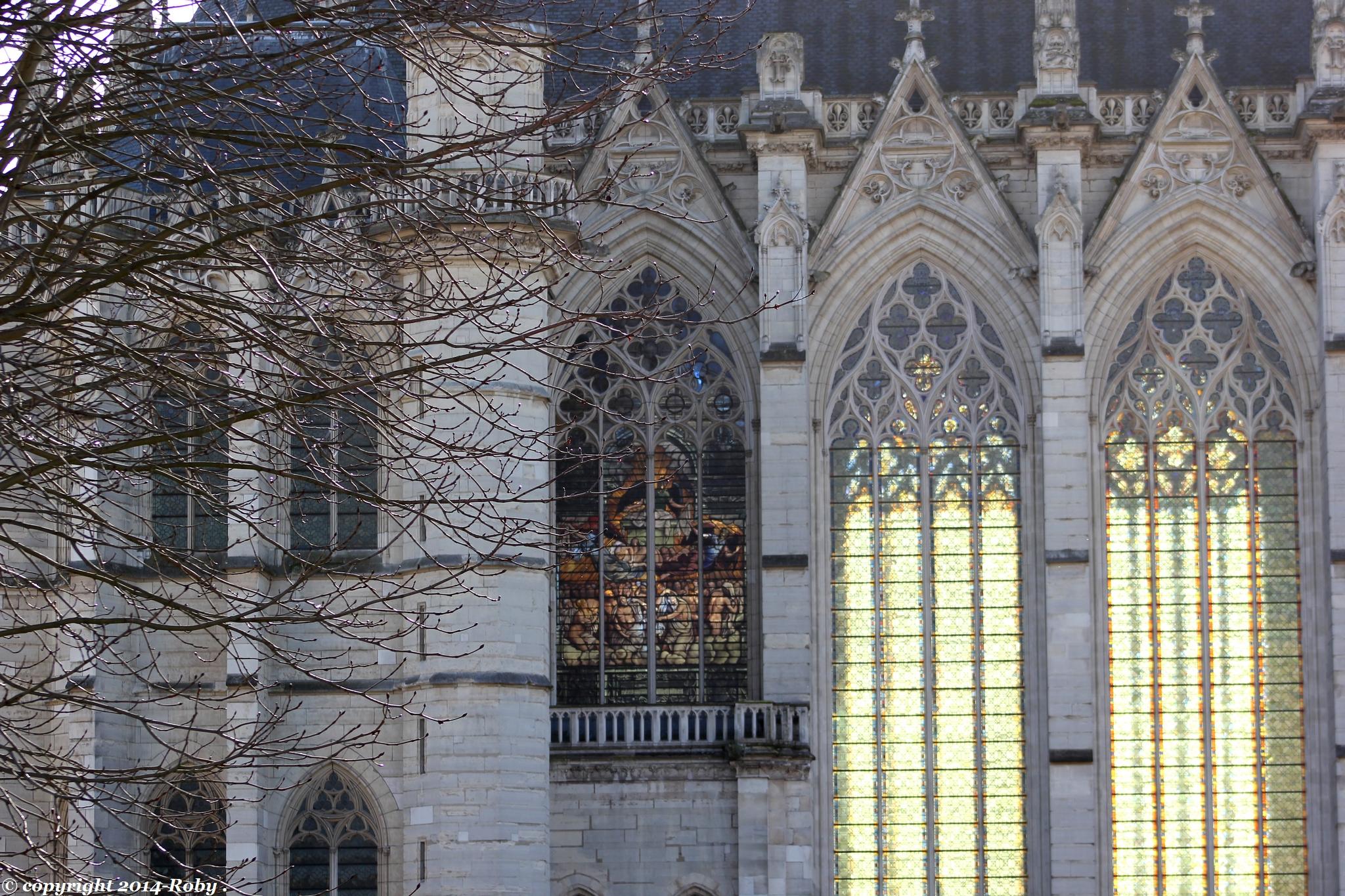 Sainte - Chapelle de Vincennes -Roby-2014