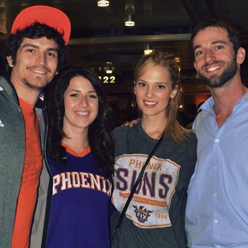 Phoenix Suns Sportiqe T-Shirt