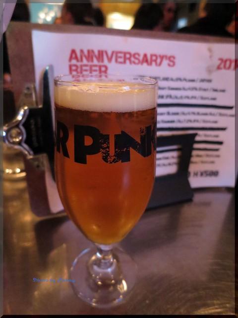Photo:2014-02-08_ハンバーガーログブック_【池袋】Beer Pub CAMDEN 本日まで!3周年おめでとうございます!BrewDogがメチャ安で呑めます!-01 By:logtaka