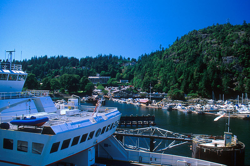 Horseshoe Bay, Howe Sound, West Vancouver, British Columbia, Canada