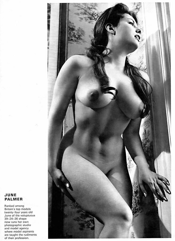 Nude June palmer