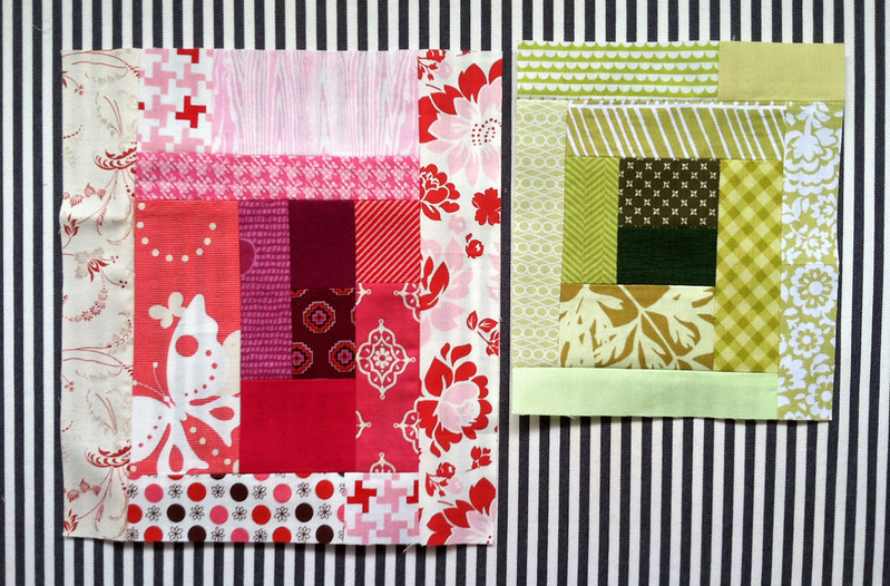 February Blocks -- Love Circle