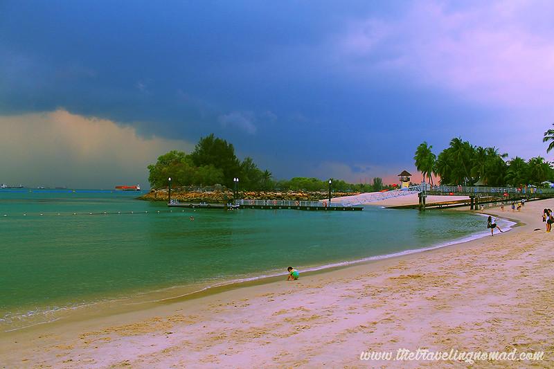 Fort Siloso Beach