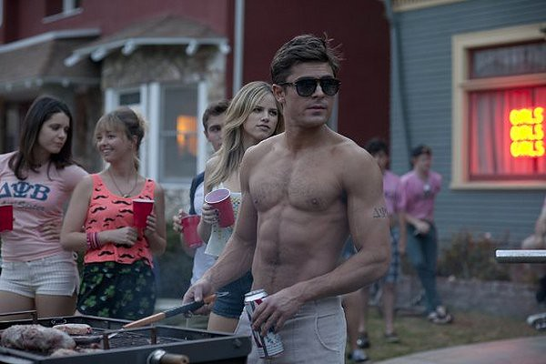 Zac Efron is one of Seth Rogen's NEIGHBORS.