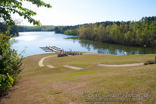 Kristin & Daniel's Wedding at Crystal Falls Marina Dawsonville GA