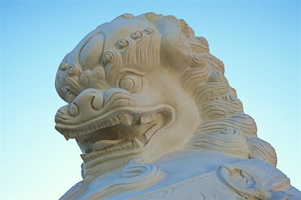 Foo Dog - Left Facing