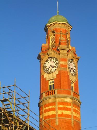 clock architecture postoffice australia clocktower tasmania launceston stjohnstreet federationqueenanne wweldridge