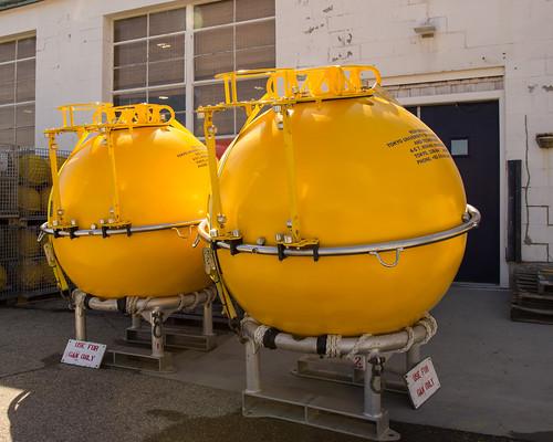 Woods Hole Oceanographic Buoys