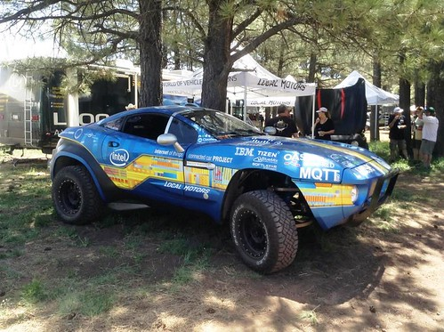 Local Motors at Overland Expo 2014