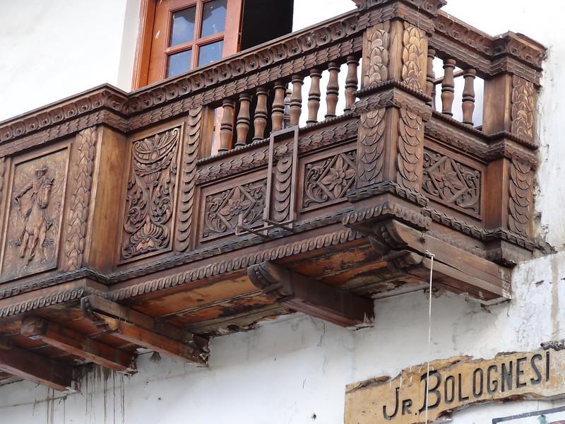 beautiful carpentry made in the churches carpenters