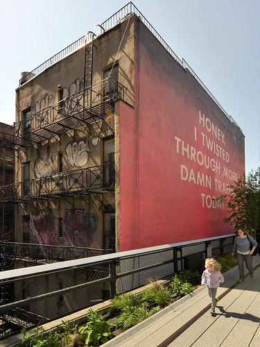 High Line Jaunt