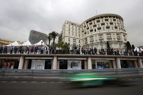 Monaco GP - FP1 and FP2