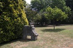 Parque de Nova Sintra no Porto