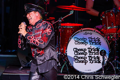 Cheap Trick – 06-24-14 – Heaven on Earth Tour, DTE Energy Music Theatre, Clarkston, MI