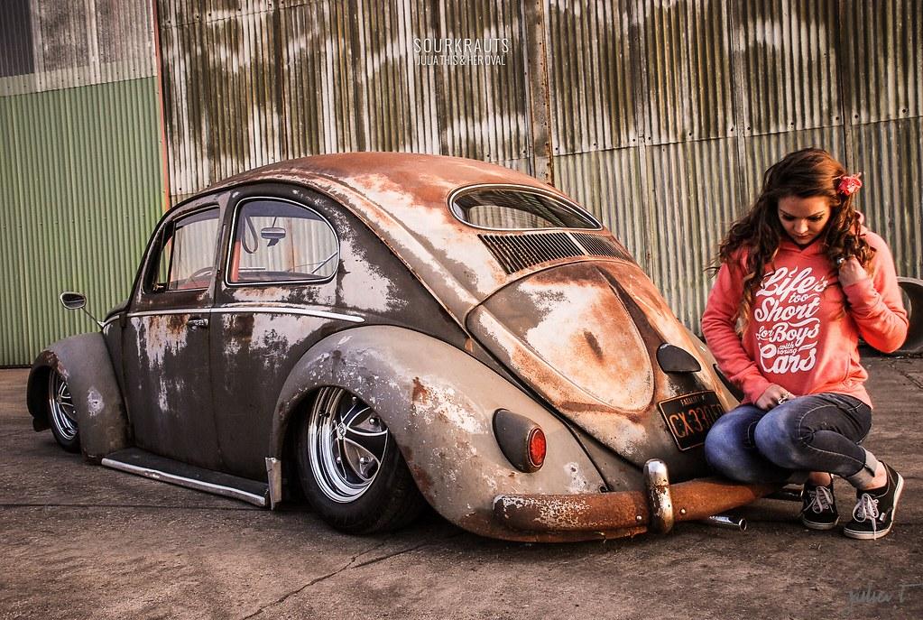 vw beetle обои