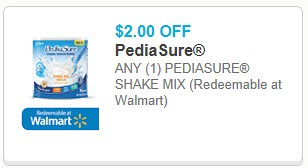 photograph relating to Pediasure Printable Coupon titled $2/1 PediaSure Shake Combination Printable Coupon and a Test Me Cost-free