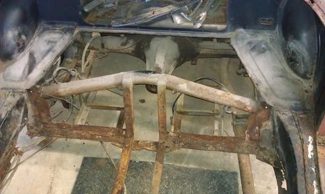 MM MGA Wing and Brake Removal2