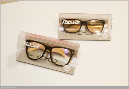 Nessie 尼斯濾藍光眼鏡