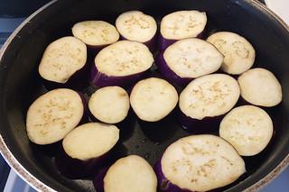 Eggplant Chinese Sausage - Eggplant batch